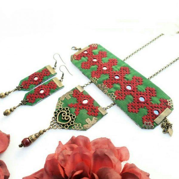 Balochi needlework set C2(The best-selling handicrafts in 2020)